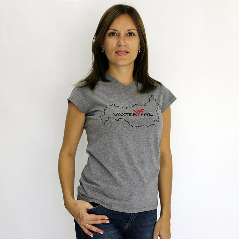 Женская футболка Russia VF
